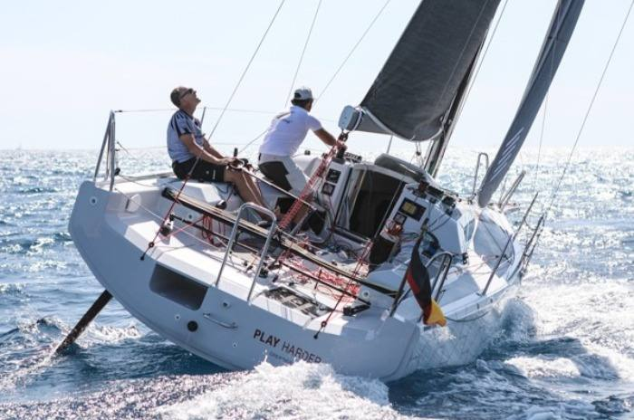 Dehler 30 OD steals the show in Cannes